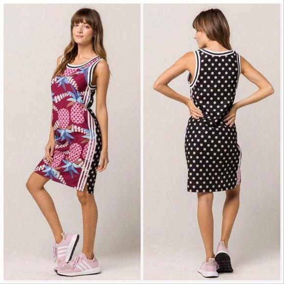 adidas farm dress